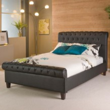 Limelight Phoenix Faux Leather Bed Frame