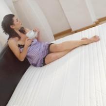 Sleep Secrets Barbados Outlast 20cm 5 Zone Memory Foam Mattress