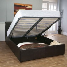 Limelight Galaxy Storage Ottoman Bed