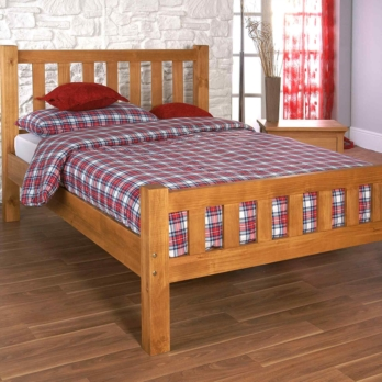 Limelight Astro Wooden Bed