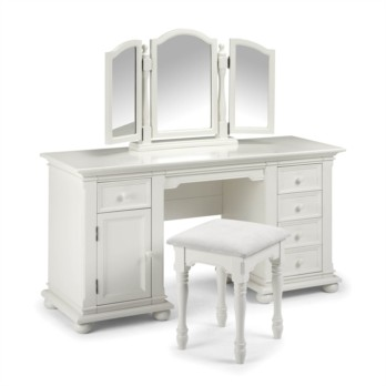 Josephine Twin Pedestal Dressing Table