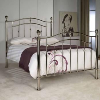 Limelight Lyra Classic Metal Chrome Bed