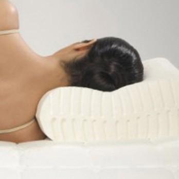 100% Pure Dunlop Latex Contour Pillow
