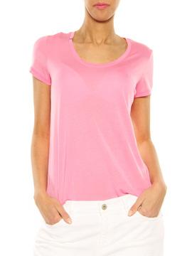 T-Shirt Sun68 rose