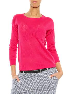 Sweater Sun68 pink
