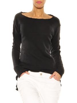 Sweater Thom Krom black