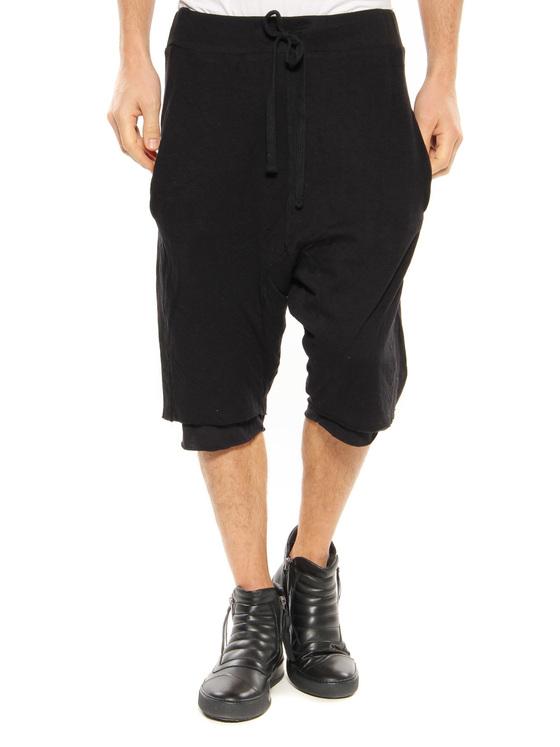 Jogging pants Thom Krom black
