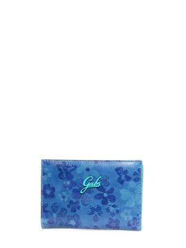"Wallet ""Pervinca"" Gabs blue"