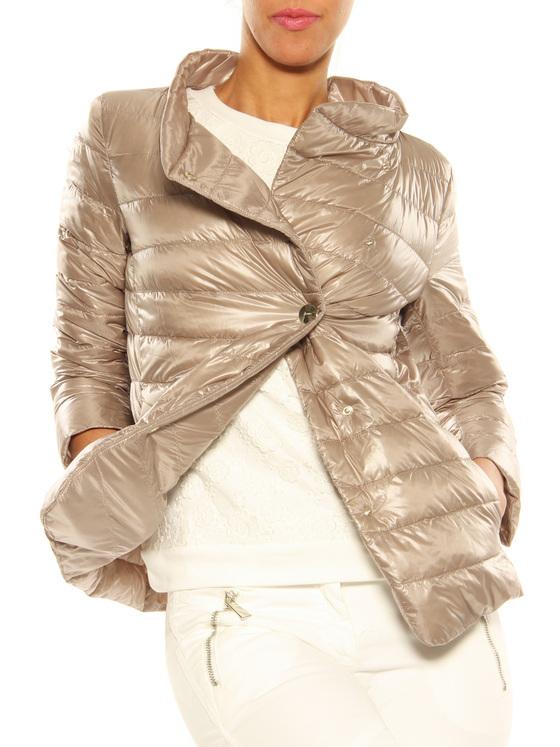 Down jacket Herno beige