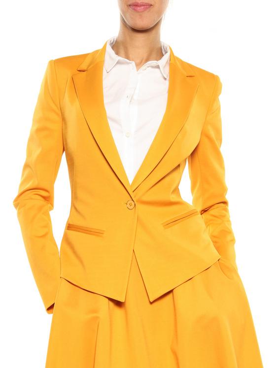 Blazer Pinko yellow