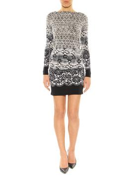 Dress Michael Kors black-white