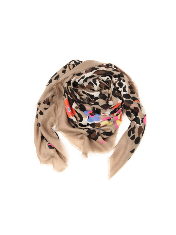 Scarf Guess brown