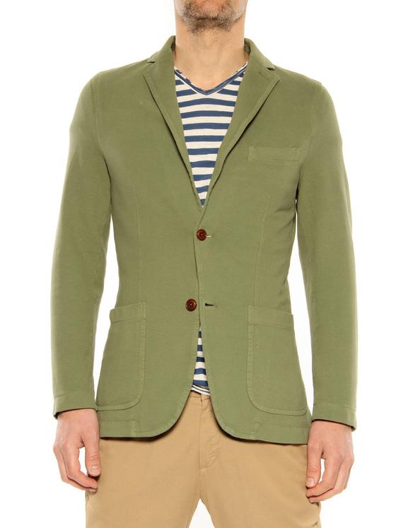 Blazer Circolo 1901 green d