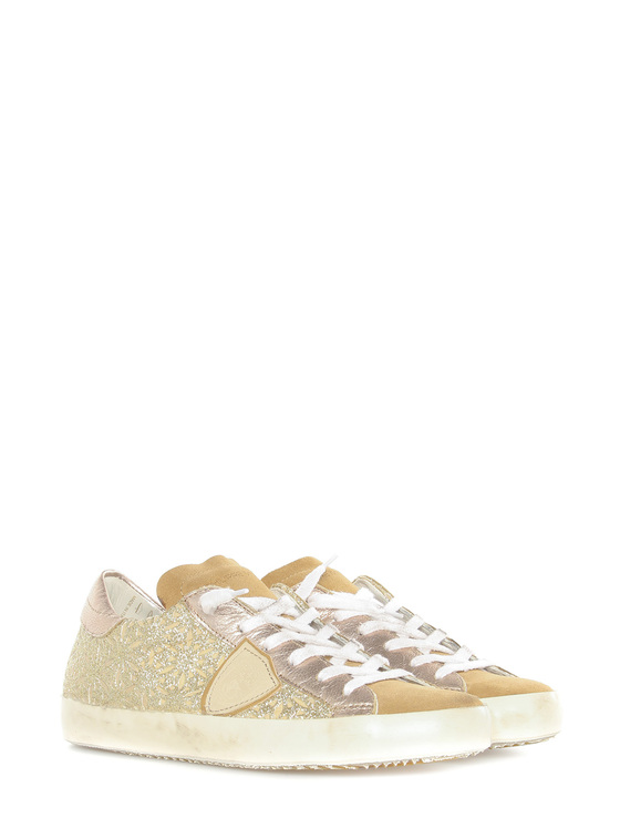 Sneakers Philippe Model gold