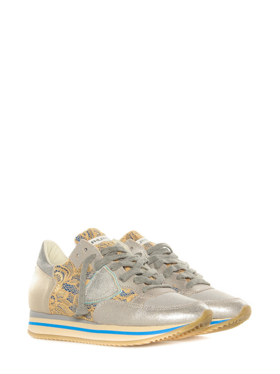 Sneakers Philippe Model silver
