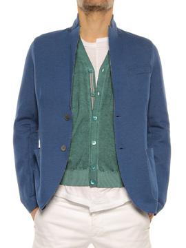 blazer Harris Wharf blue
