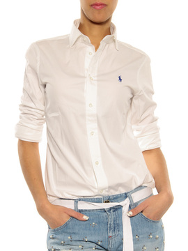 "Shirt ""Kendall"" Polo Ralph Lauren white"
