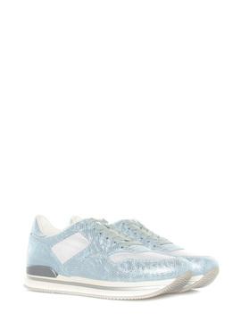"Sneakers ""H222"" Hogan light blue"