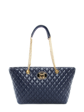 shopper Moschino Love blue