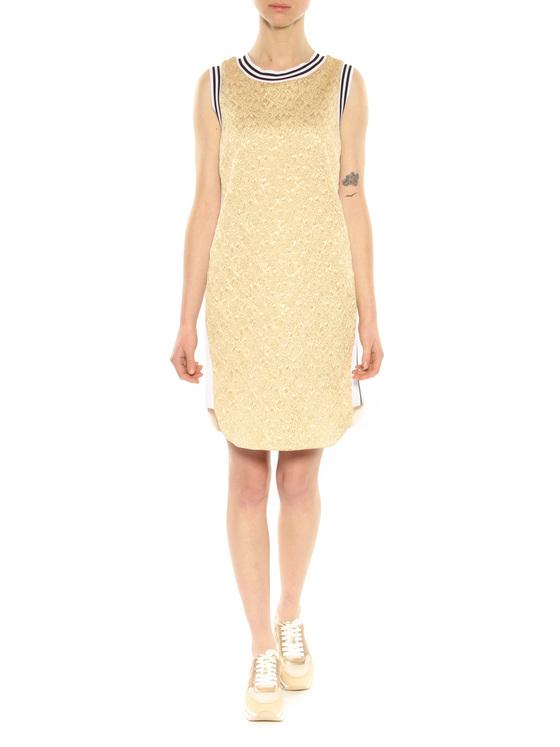 Dress Ki 6? Who are you? gold
