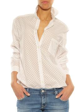 """Shirt """"Paola"""" MU white"""