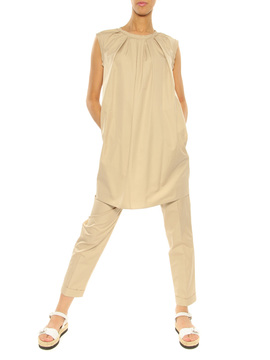 Dress Aspesi beige