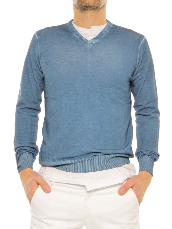 Sweater Kangra blue