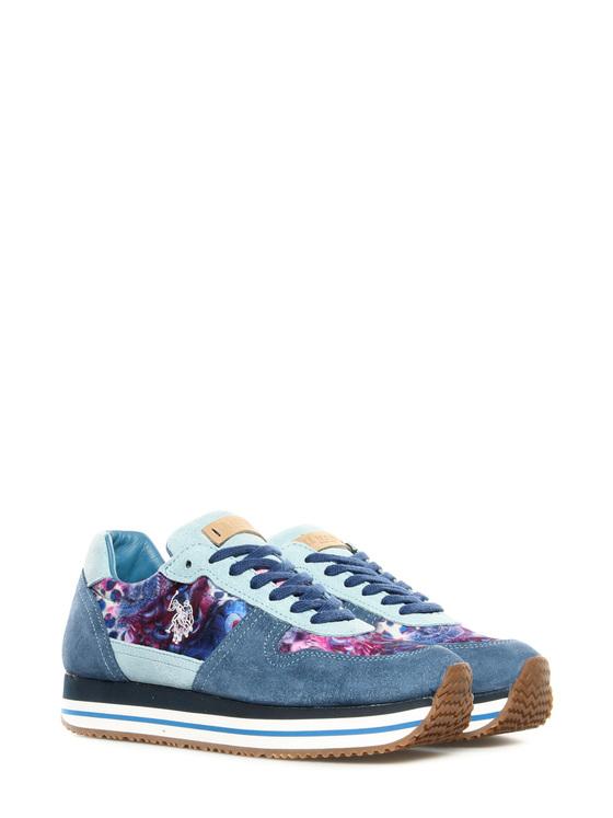 Sneakers U.S. Polo blue