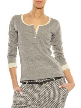 Sweater Maison Scotch grey