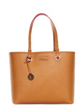 shopper DKNY brown