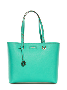 shopper DKNY green