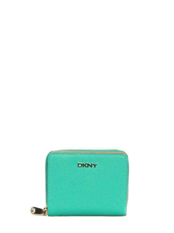 Wallet DKNY green