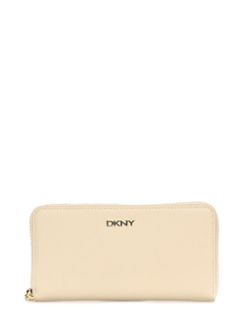 Wallet DKNY cream