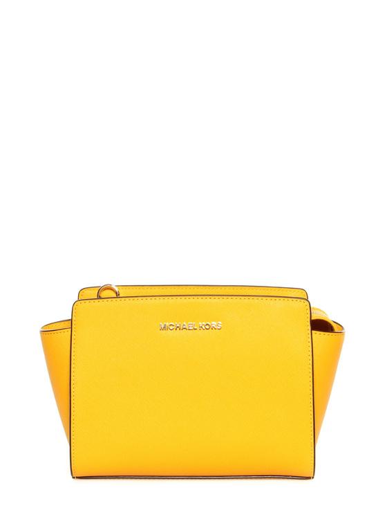 "Shoulder bag ""Selma"" small Michael Kors yellow"