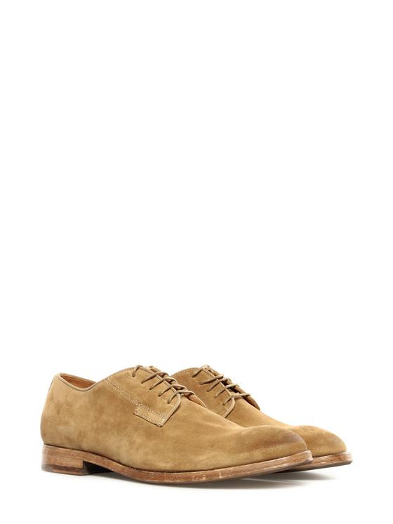 Lace up shoes Bernardo light brown