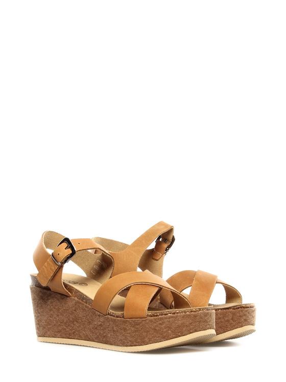 """Sandals """"Baia"""" Mood brown"""