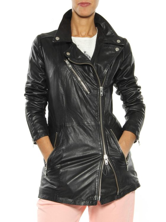 Bully – Leather Coat