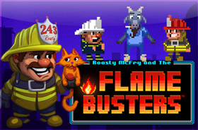 thunderkick - Flame Busters