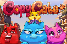 netent - Copy Cats