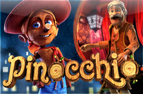 betsoft_games - Pinocchio