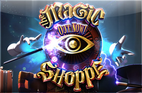 betsoft_games - Magic Shoppe