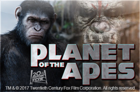 netent - Planet of the Apes