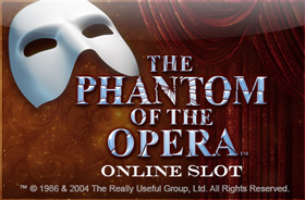 microgaming - The Phantom Of The Opera