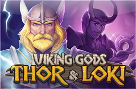 playson - Viking Gods: Thor and Loki
