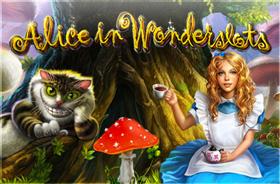 playson - Alice in Wonderslots