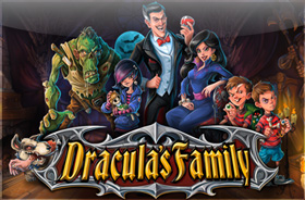 playson - Draculas Family