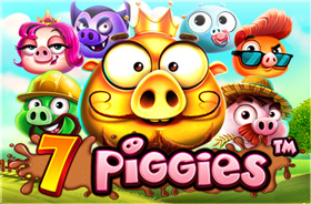 pragmatic_play - 7 piggies