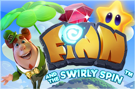 netent - Finn and the Swirly Spin