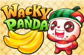 microgaming - Wacky Panda