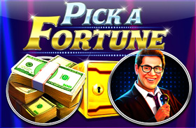 quickfire - Pick a Fortune